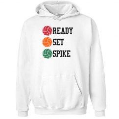 Ready Set Spike