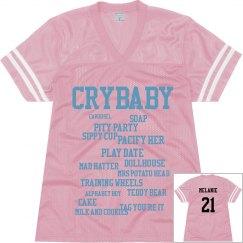 cry baby full album shirt