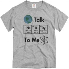Talk Nerdy Earth Science