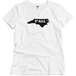 North Carolina Yall