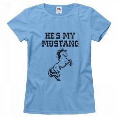 He's My Mustang