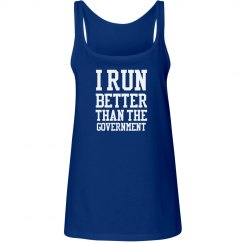I run better