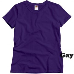 Legalize Gay Purple