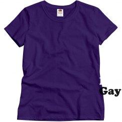 Legalize Gay Purple