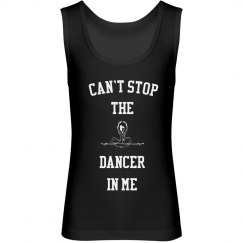 Can't stop the dancer in me
