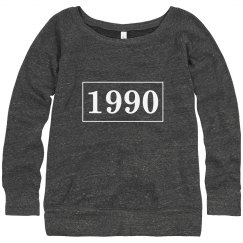 1990 Slouchy Sweater