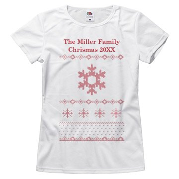 Family Christmas Sweater