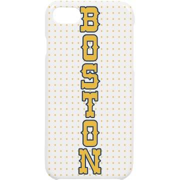 Fan of Boston