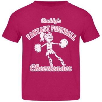 Fantasy Football Cheerleader