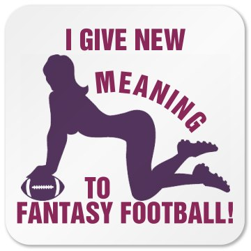 Fantasy Football Coaster