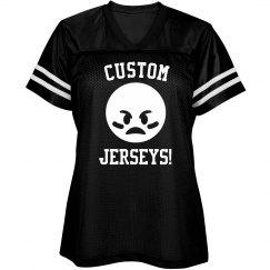 Custom Emoji Jersey
