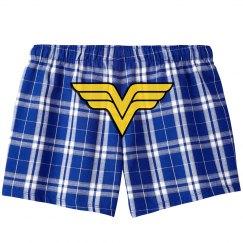 Wonder VV lil' pajama boxers