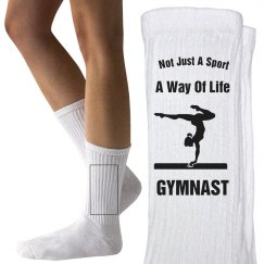 Gymnast, a way of life