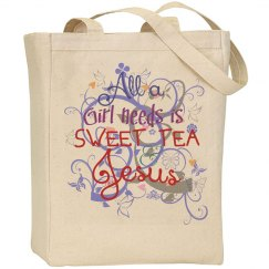 Sweet Tea and Jesus