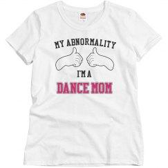 Abnormality dance mom
