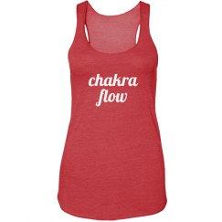 Chakra Flow Tank