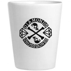 Crest Logo Shotglass
