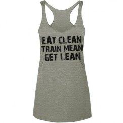 Clean Mean Lean