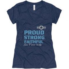 Proud, Strong, Faithful