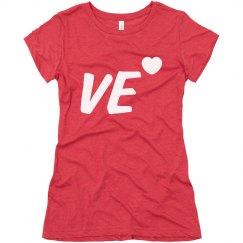 Big Love Matching Shirt