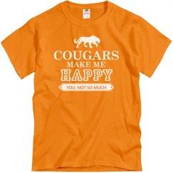 Cougars make me happy
