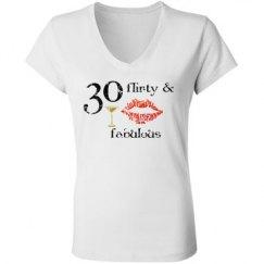 30, Flirty and Fabulous