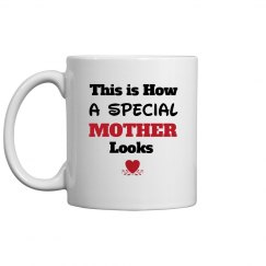 how special mom looks