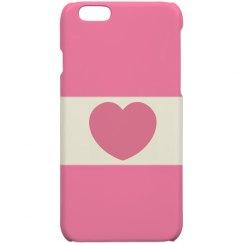 Cute Heart iphone Case