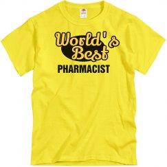 World's best Pharmacist
