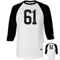 Sports number 61