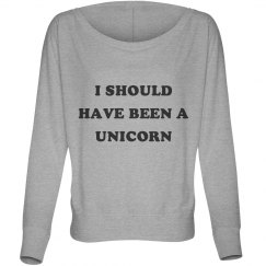 Should of Unicorn
