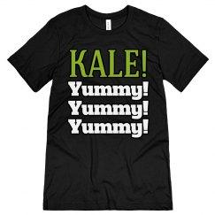 Kale! Yummy!!!