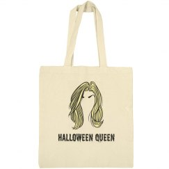 Halloween Queen Tote Bag
