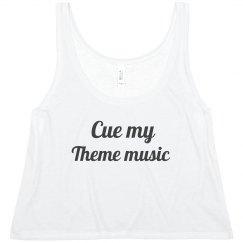 Theme music