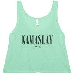 Namaslay Crop Top