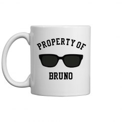Property of (coffee mug)