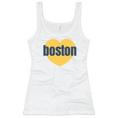 Boston Runner at Heart