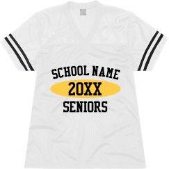 Seniors School Jersey