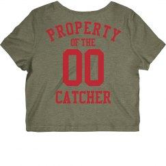 Catcher's Girlfriend Crop