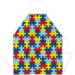 Autism PUZZLE Apron