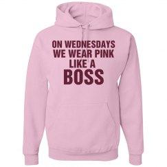 Wear Pink Like A Boss