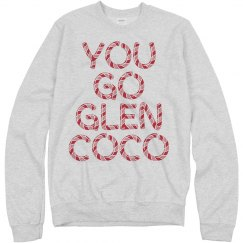 Glen Coco Candy Canes
