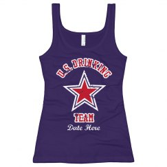 US Drinking Team Star
