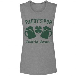 St Patricks Day Bartending Shirt