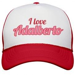 I love Adalberto