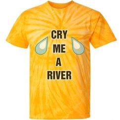 Cry me a river tee