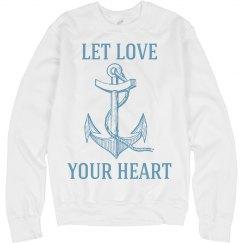 Anchor your heart