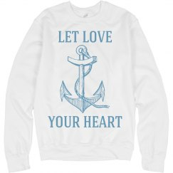 Anchor your heart