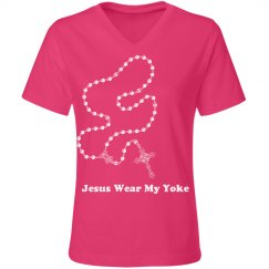 Wear my Yoke
