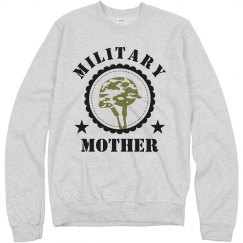 Military Mom Sweatshirt